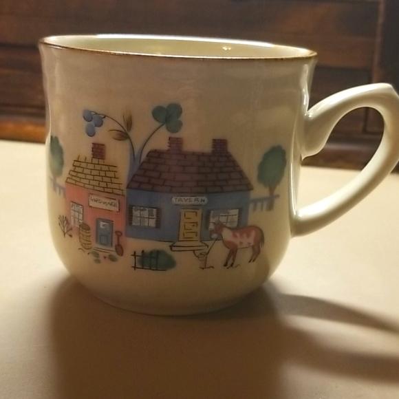 Vintage 1994 International mug